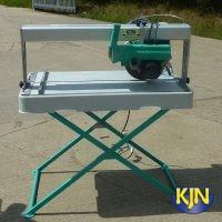 Imer Combi 250va Tile Saw Bench max cut 750mm depth 20mm
