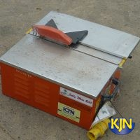 Tile Saw Bench Diamond max cut 200mm depth 30mm
