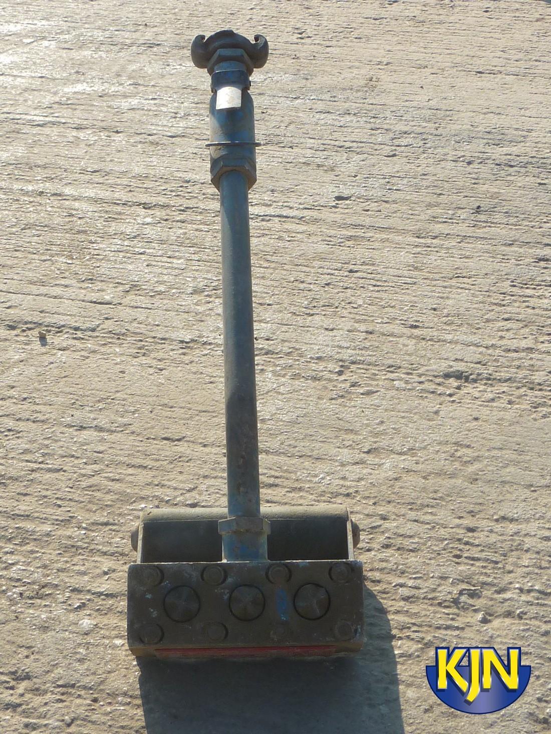 Triple Head Air scabbler - Heavy Duty
