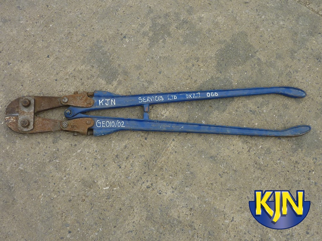 Bolt Croppers Large H/T Jaw