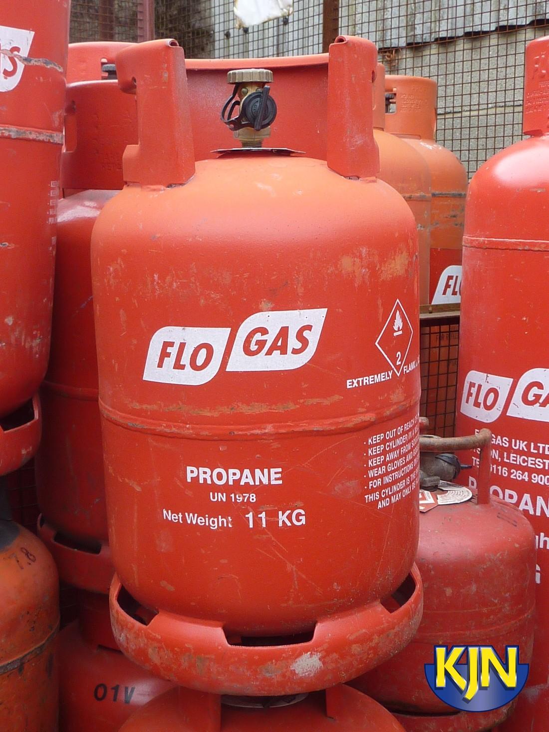 Gas Bottle Hire