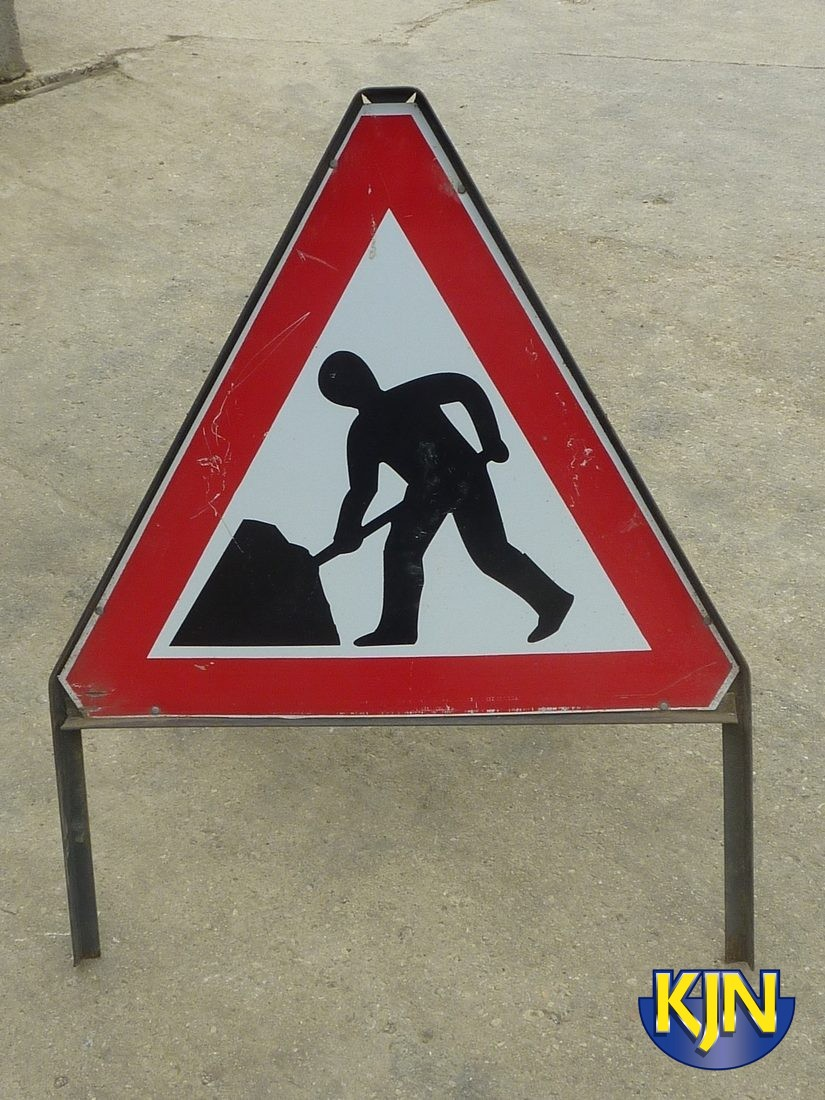 Roadworks, Signs & Barriers