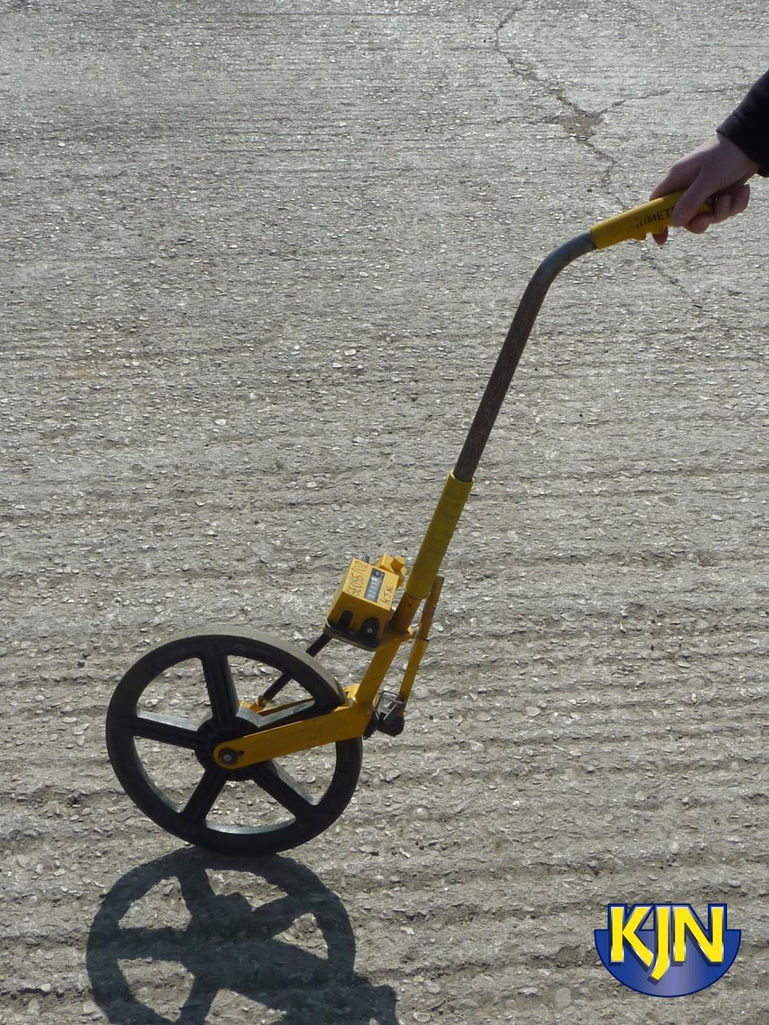 Measuring Wheel (PEDOMETER)