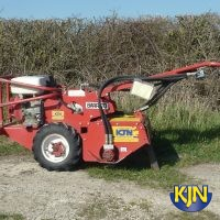 Rotovator 9HP Hydraulic Medium Duty
