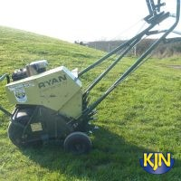 Solid or Hollow Tines Aerator