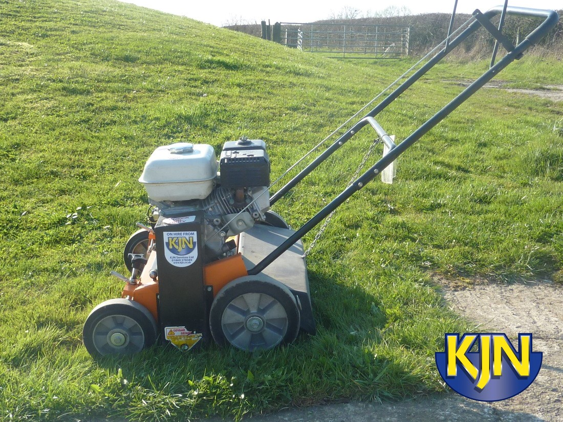 600mm Non-Collect Scarifier
