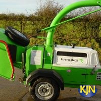"Wood Chipper 150mm/6"" Towable"