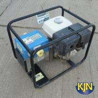 6.5kva Generator for use with Electro-fusion Welder