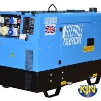 10kva Generator Super-Silenced