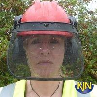 Helmet, Visor and Ear Defenders