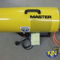 Gas Forced Air Heater up to 36kW - 110V/230V