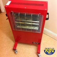 3kw Infra-red Low Level Heater
