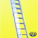 Extendable 5.5m Triple Ladder