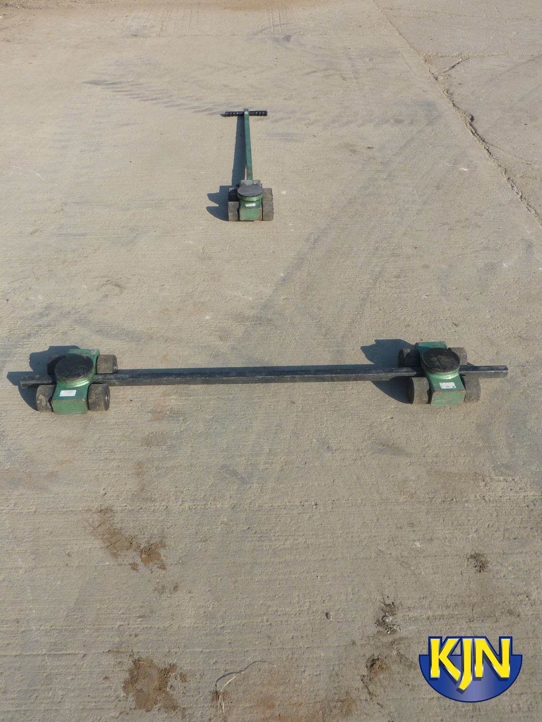 Load Moving Skates Set of 3