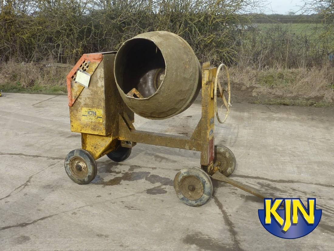 Diesel Site Mixer