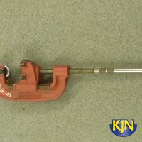 "Steel Pipe Cutter 1/2"" - 2"" hand operated"