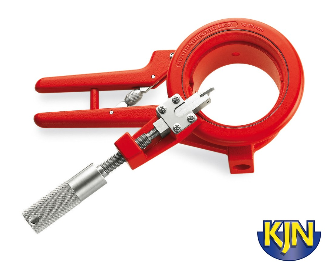 """Rothenberger PVC Pipe Cutter 3"""" - 4"""""""