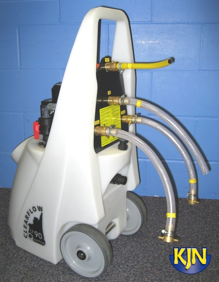 Kamco CF90 Power Flusher