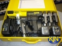 Rems Akku Press Tool