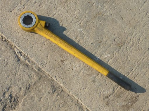 "1/2""-2"" BSP Hand Operated Ratchet"