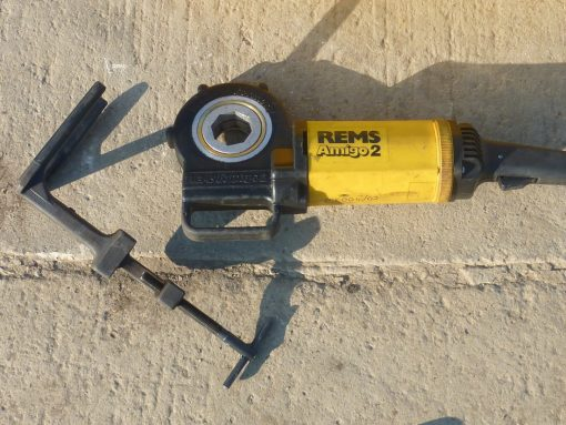 "1/2""-2"" BSP Handheld Electric Pipe Threader"