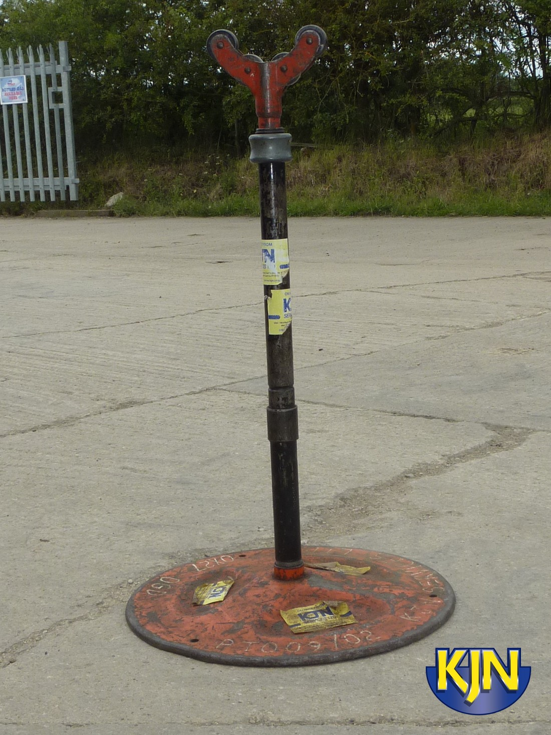 Pipe Support Stand