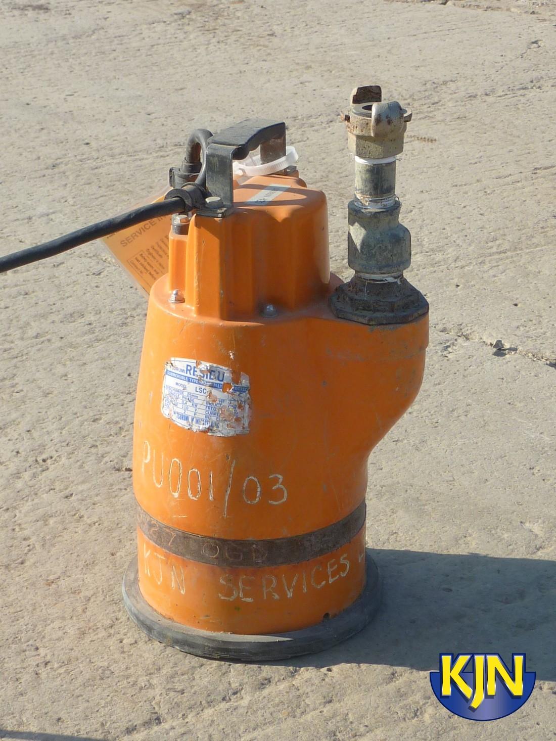 "1"" Puddle Sucker Pump"