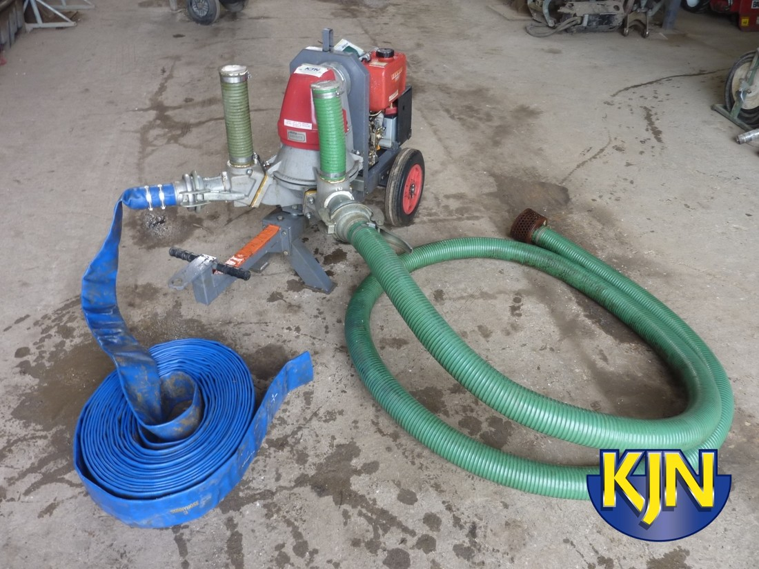 "3"" Single Diaphragm Pump"