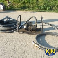 Fuel Transfer Pump 230v with 5m suction and 10m delivery hose