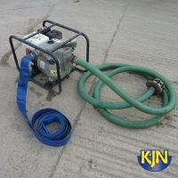 "2"" Centrifugal Trash Pump"