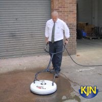 Rotojet Pavement Washer