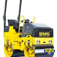 Bomag BW80ADH Ride-on Roller