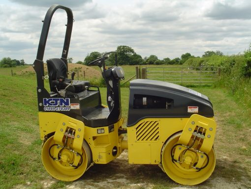 Bomag BW120AD-4 Ride-on Roller
