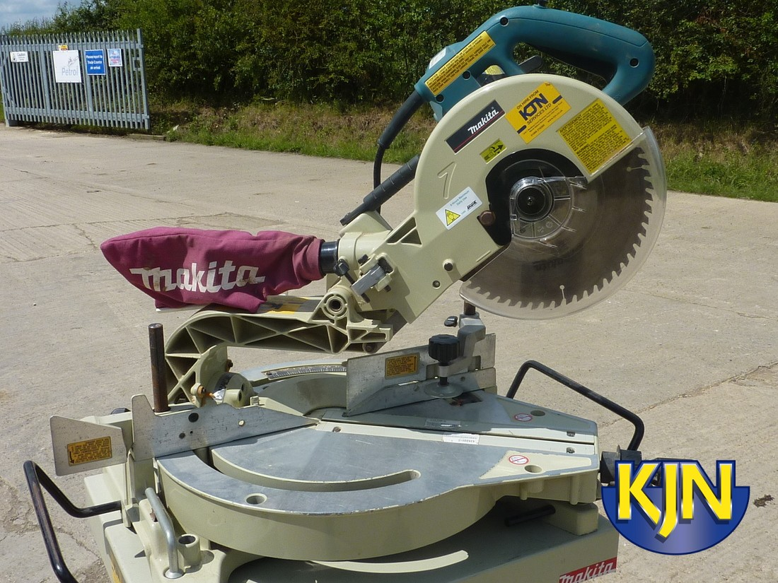 Makita LS1013 Compound Mitre Saw with Stand