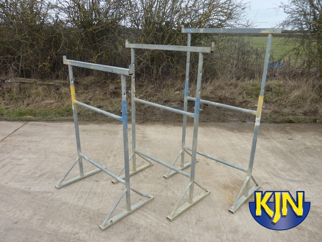 Galvanised Trestle - Adjustable