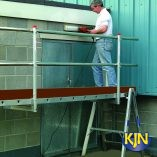 Single 6m Aluminium Handrails