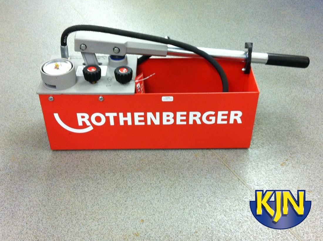 Pipe Pressure Tester