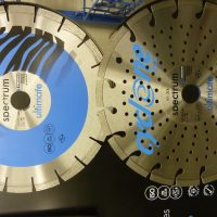 "Diamond Blade 450mm/18"" Floor Saw"