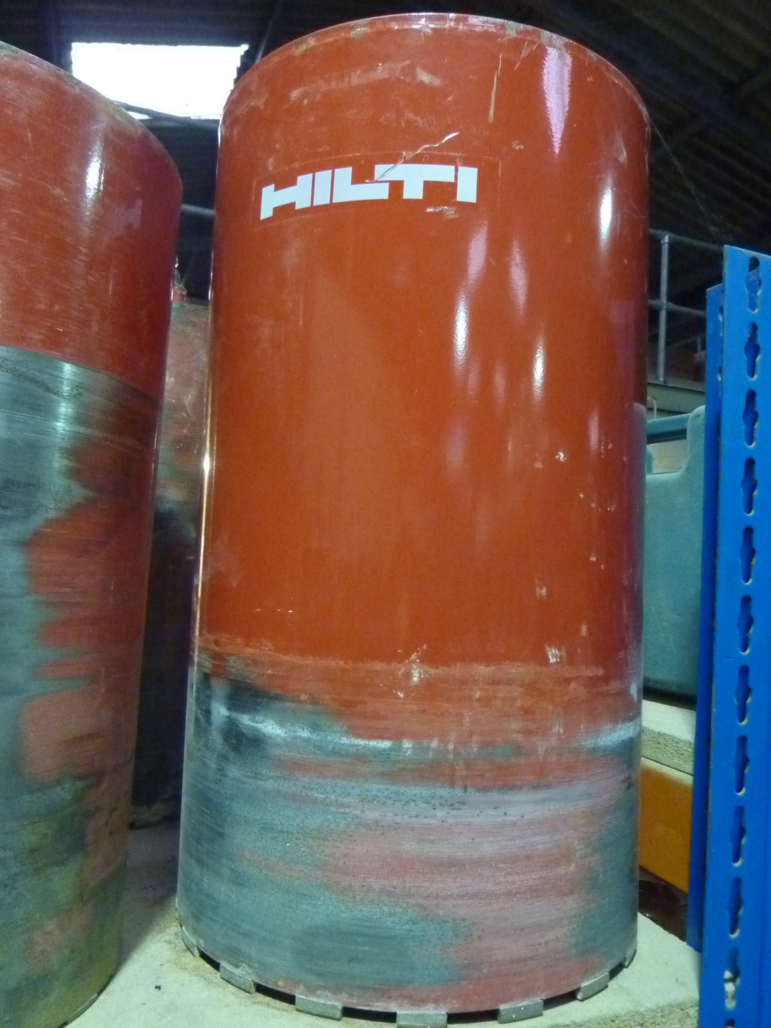 Hilti DD130 Wet Diamond Core 77mm